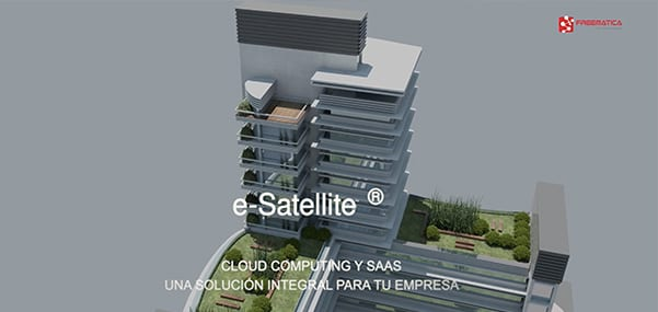 e-Satellite® Solución Global e Integral
